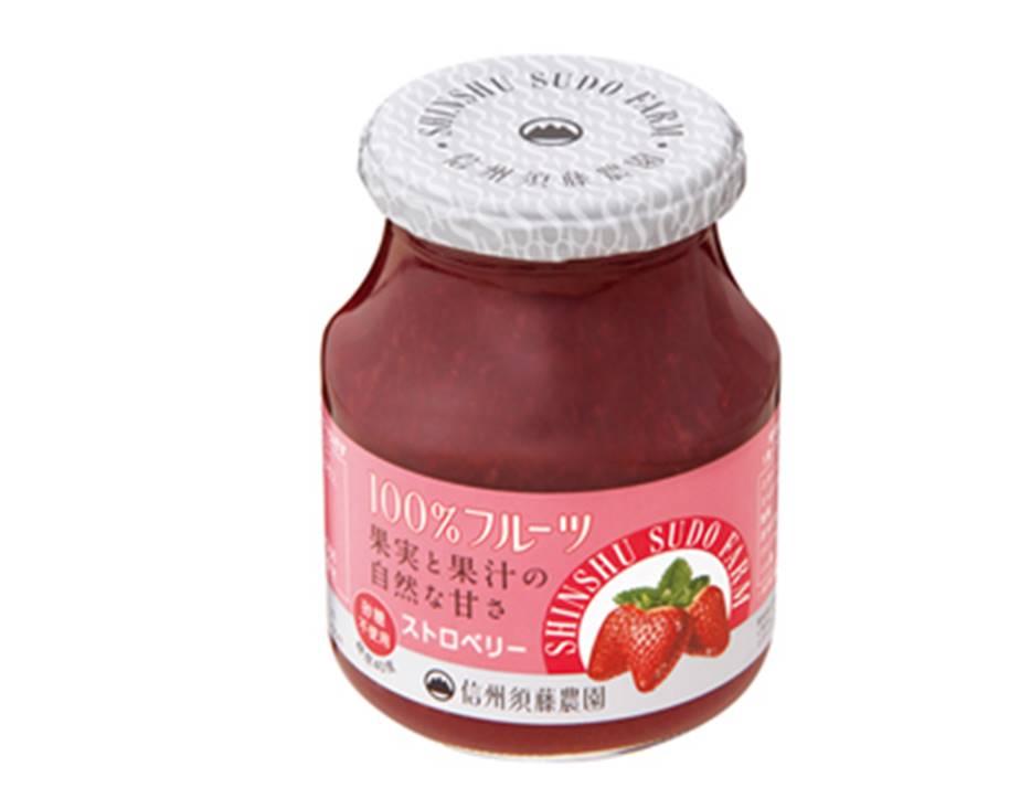 Sudo砂糖無添加果醬-大