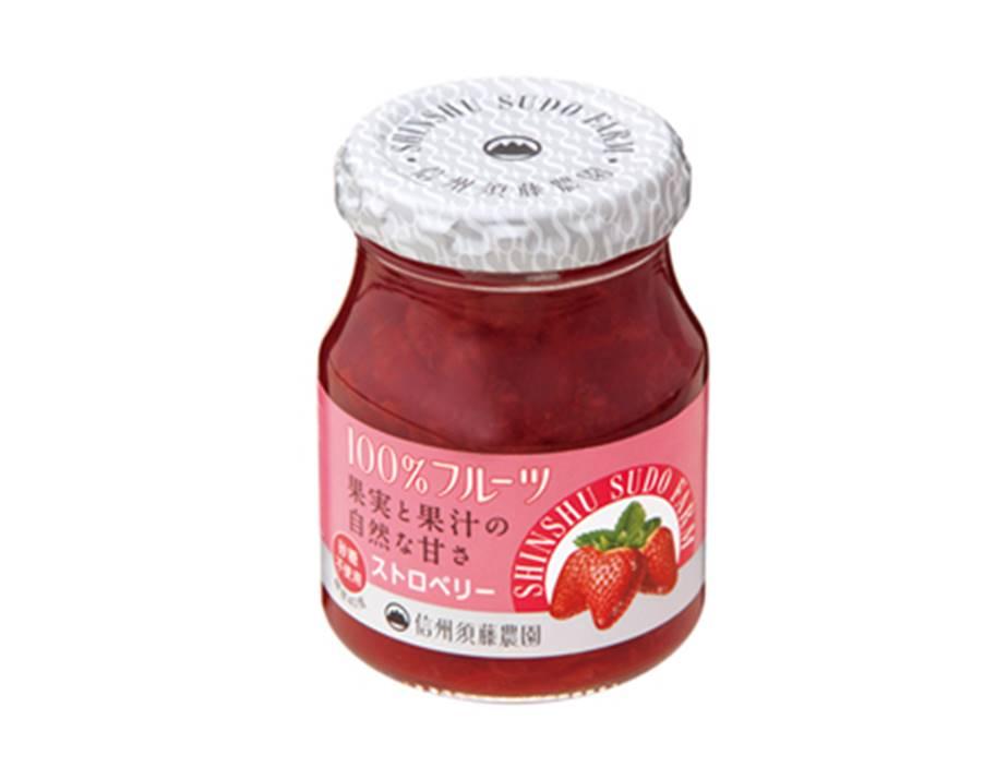 Sudo砂糖無添加果醬-小