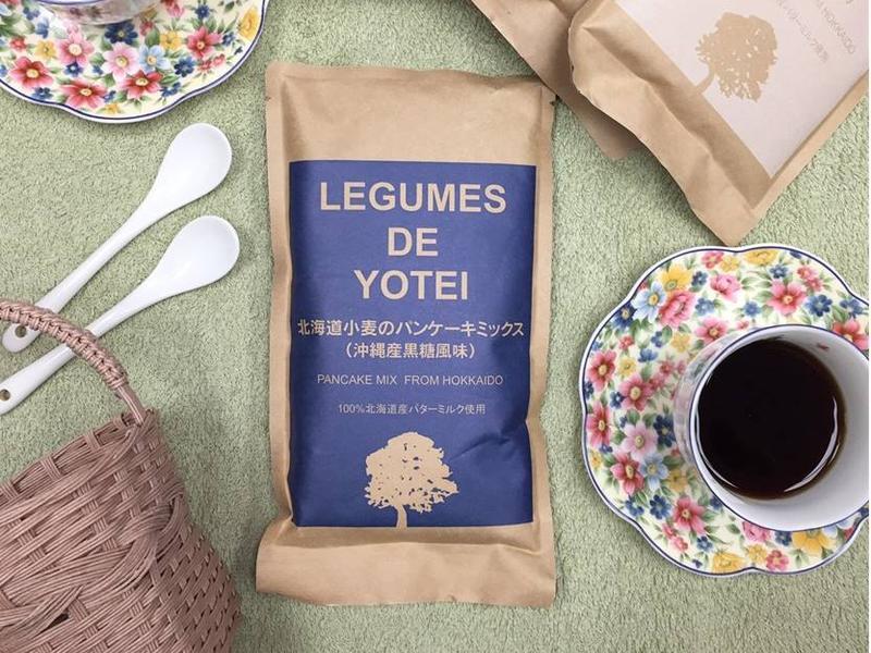 LEGUMES DE YOTEI小麥鬆餅粉