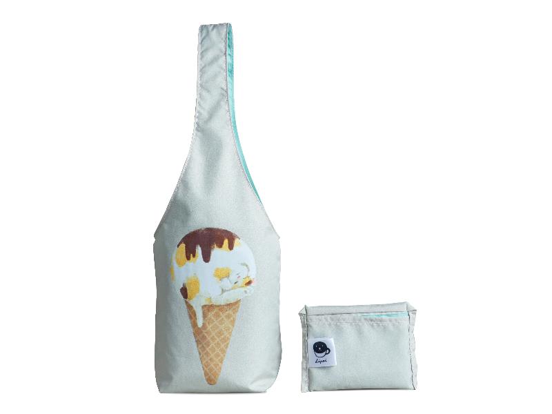 防潑水飲料袋(三花貓冰淇淋)
