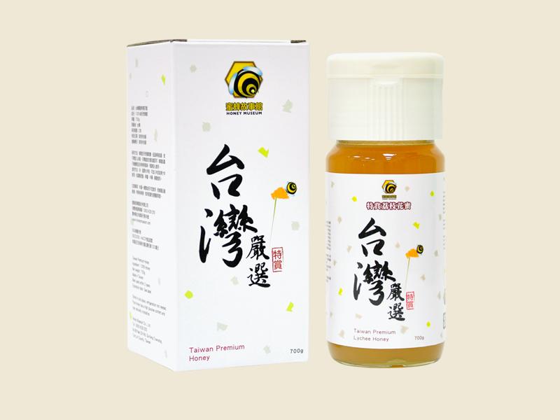 台灣嚴選特賞荔枝花蜜