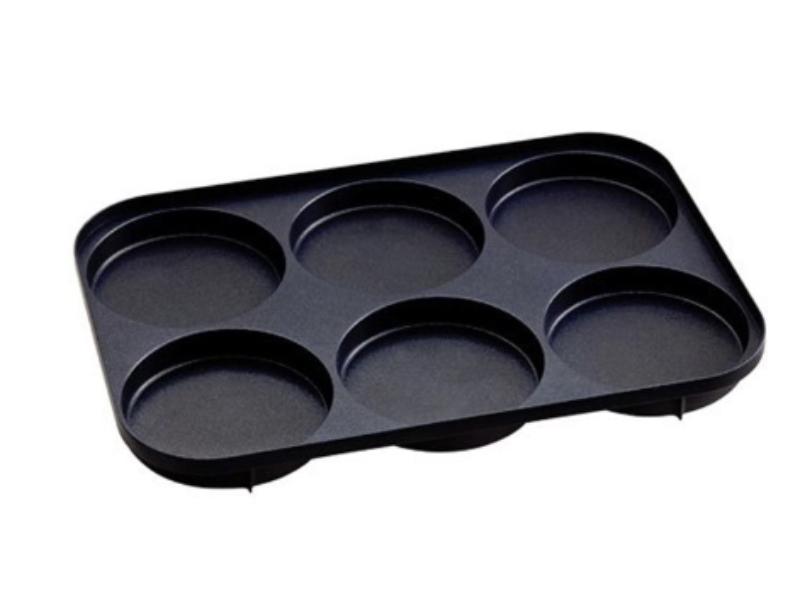 【配件】六格式多用途料理烤盤