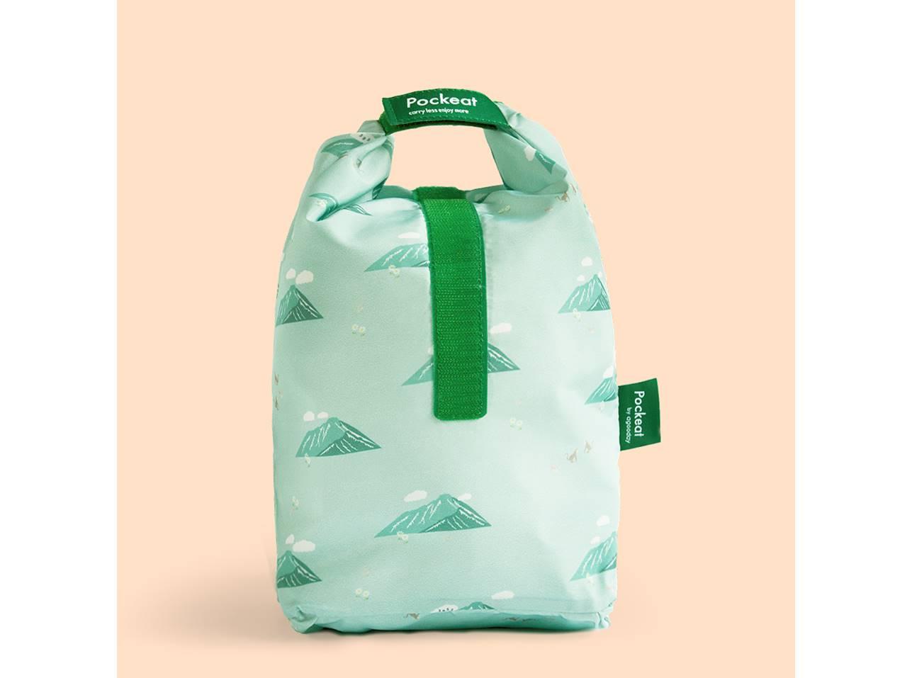 Pockeat 食物袋(大)玉山