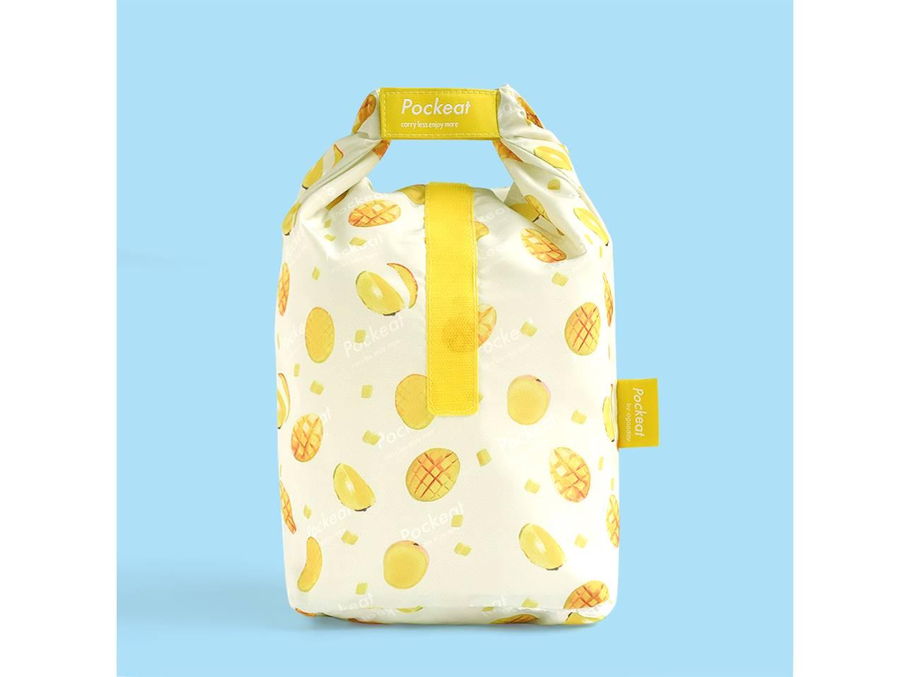 Pockeat 食物袋(大)芒果