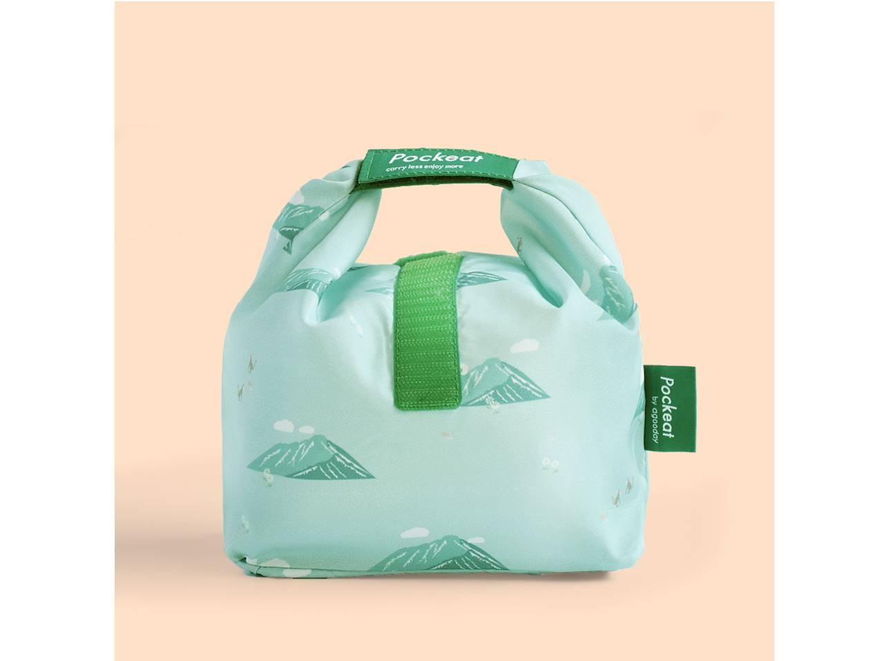 Pockeat 食物袋(小)玉山