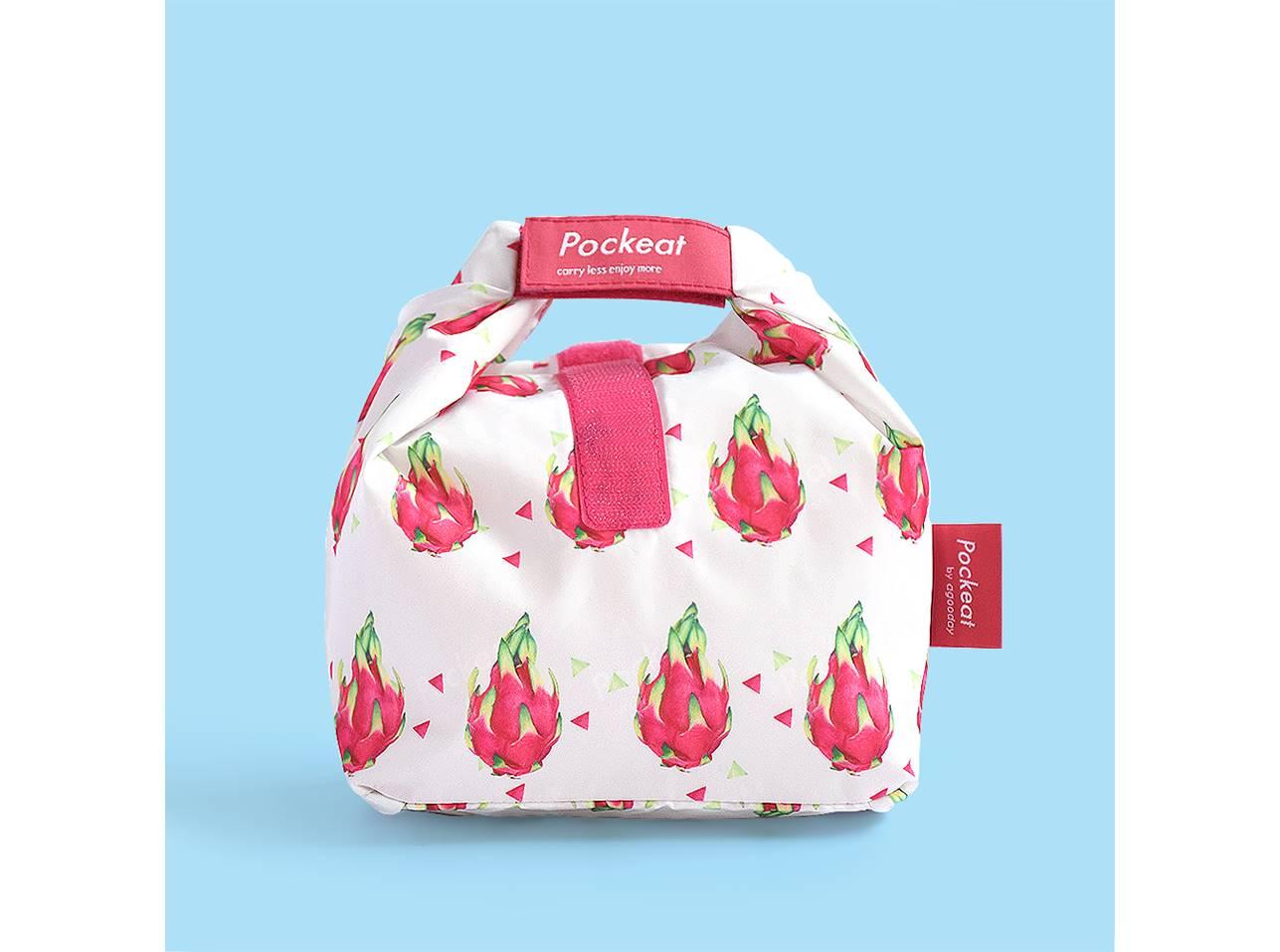 Pockeat 食物袋(小)火龍果