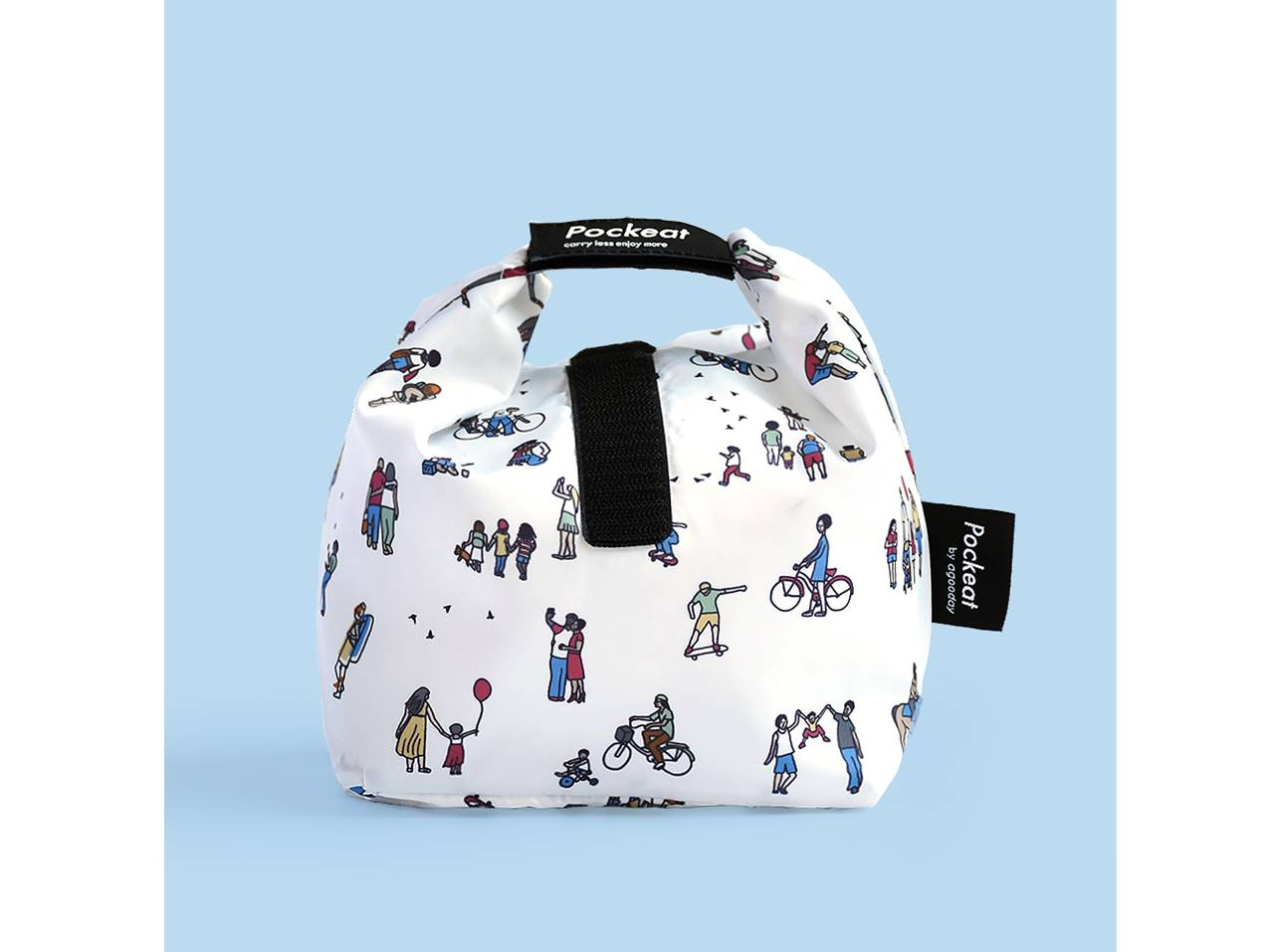 Pockeat 食物袋(小)白日夢