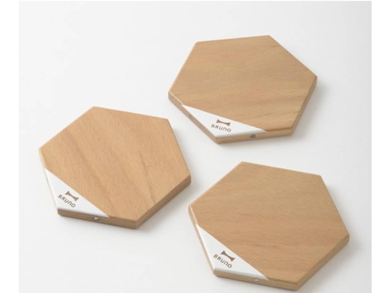 BRUNO 原木磁吸式組合桌墊