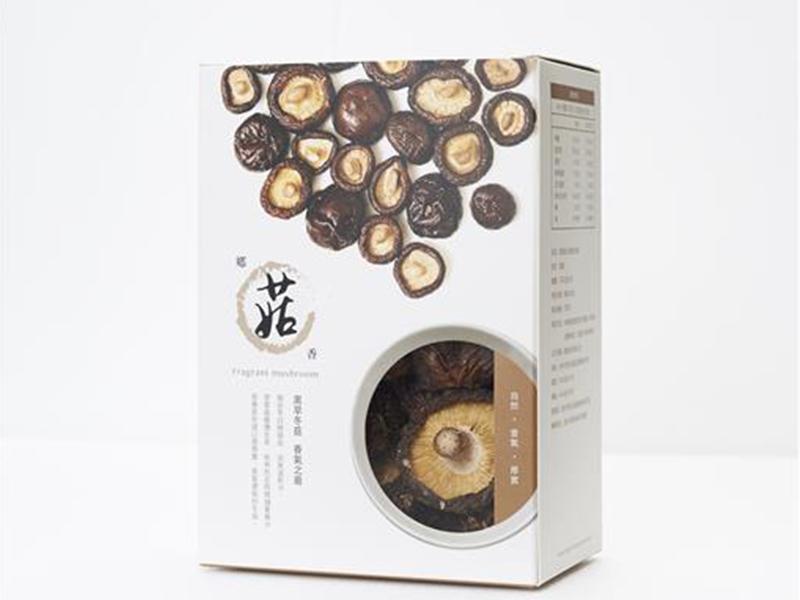 有機黑早特級冬菇(厚實大菇-160g)