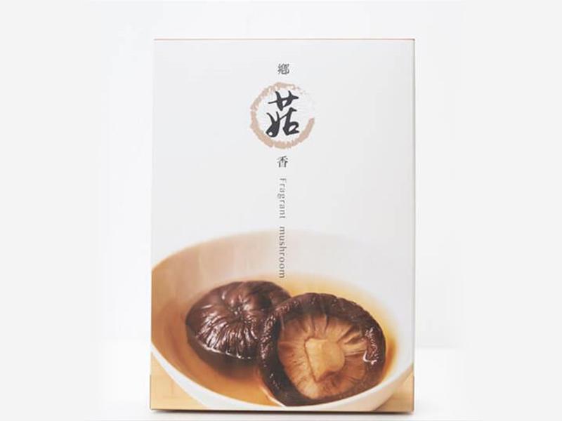 有機黑早特級冬菇(厚實小菇-240g)