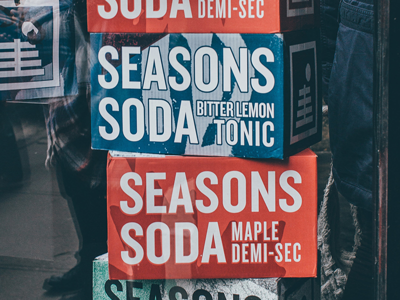 SEASONS SODA 季節蘇打-重量組24入