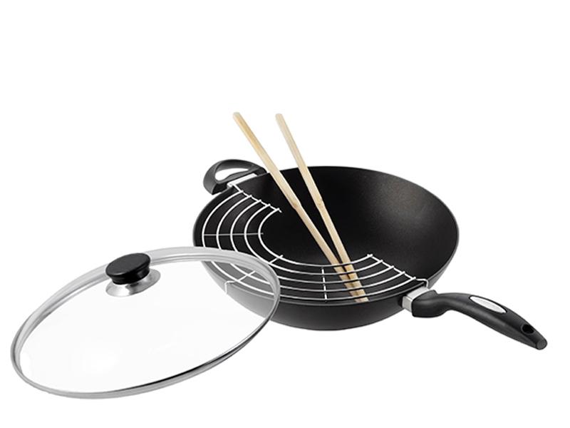 進化系列 32cm單柄炒鍋
