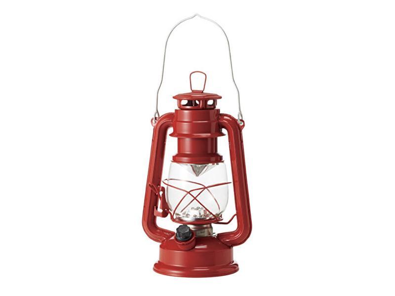 中型復古LED電池式露營燈