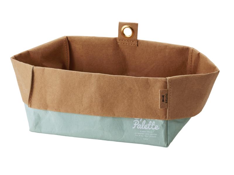 BRUNO 多用途儲物袋 Shallow 綠色