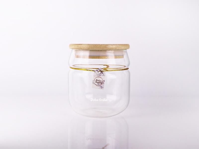 400 玻璃密封罐