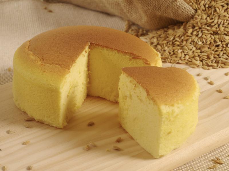 無麩質糙米蛋糕 原味輕乳酪 6吋