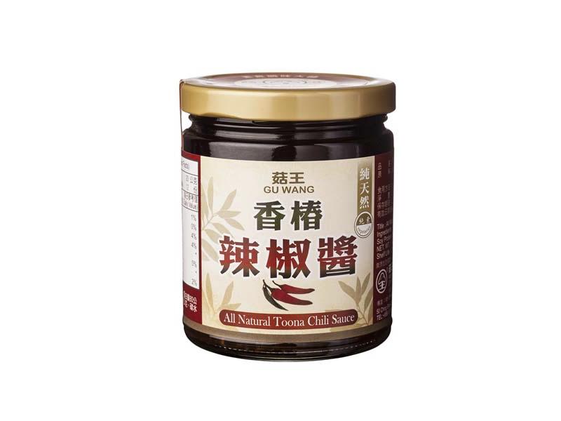 純天然香椿辣椒醬