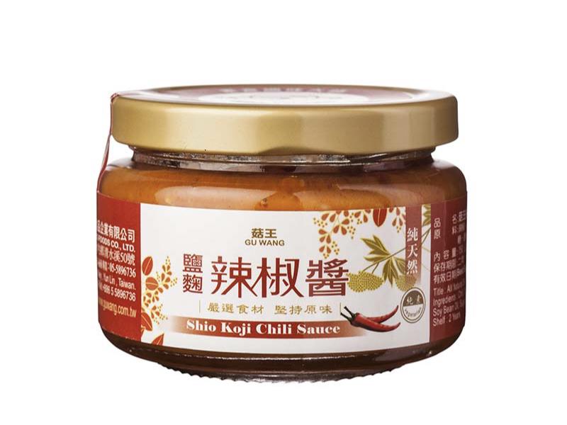純天然鹽麴辣椒醬