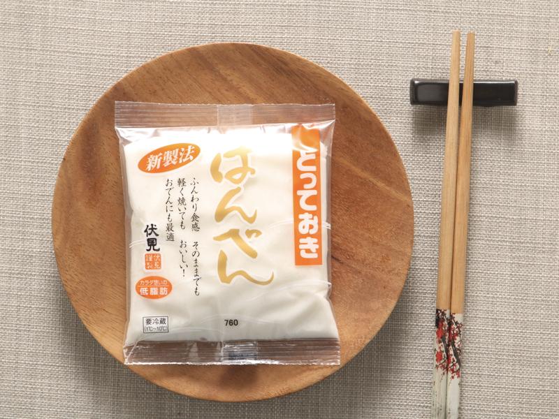 手工鱈魚豆腐(伏見含片)