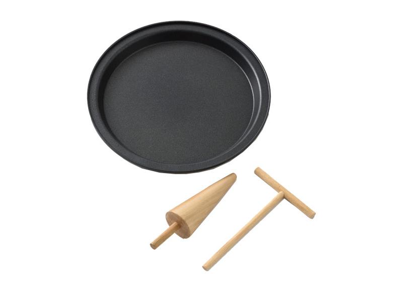 【配件】萬能料理鍋圓型烤盤