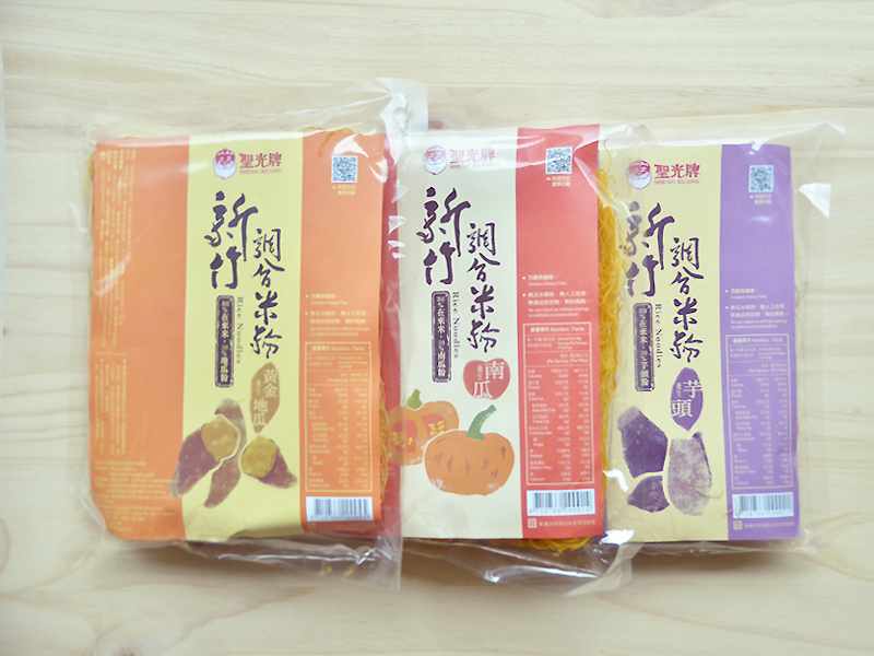 經典蔬果口味米粉 9 包