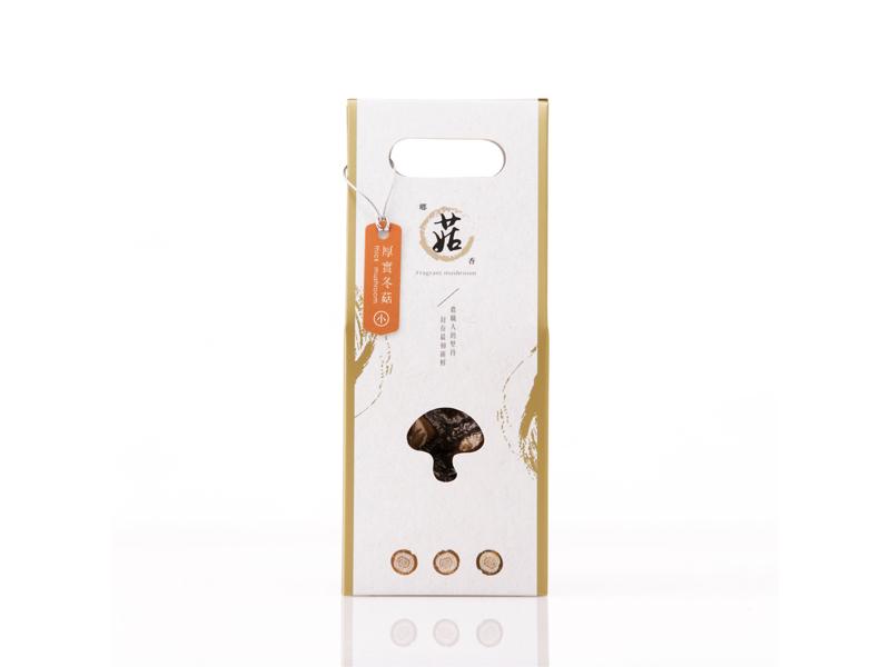 有機黑早特級冬菇(厚實小菇-60g)