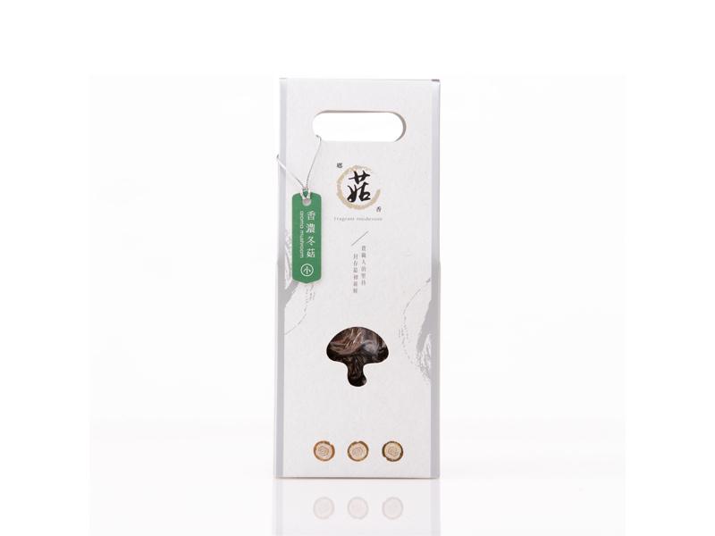 有機黑早特級冬菇(香濃小菇-60g)