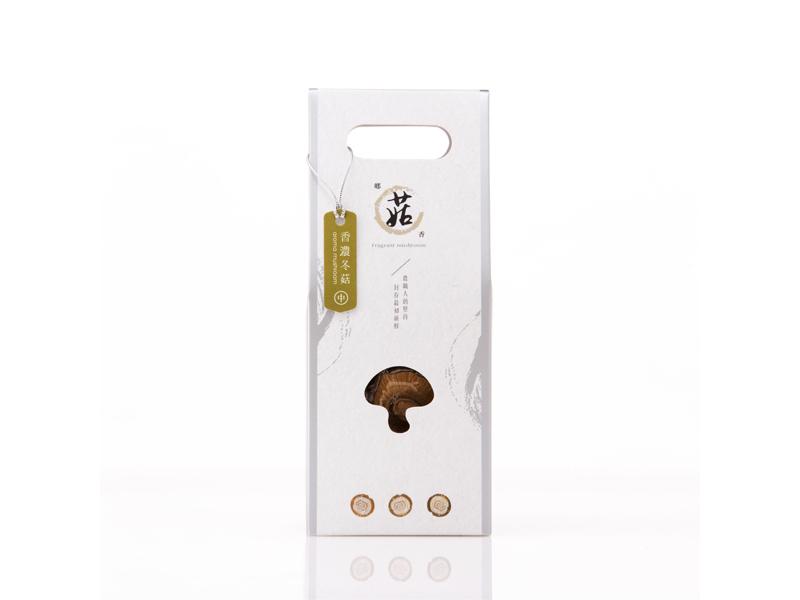 有機黑早特級冬菇(香濃中菇-60g)