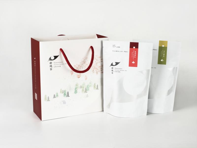 發現真時提盒 棗尋蜜紅+禾日綠茶