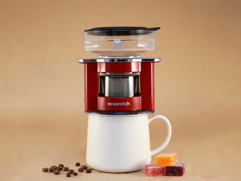 便攜旋轉萃取咖啡機(贈:梅森玻璃罐)