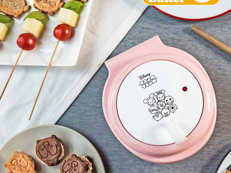 smile baker 微笑鬆餅機 Disney Tsum Tsum 系列