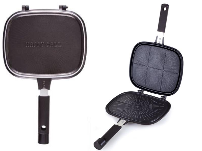 鈦電漿餅乾鍋(贈:多功能矽膠筷)