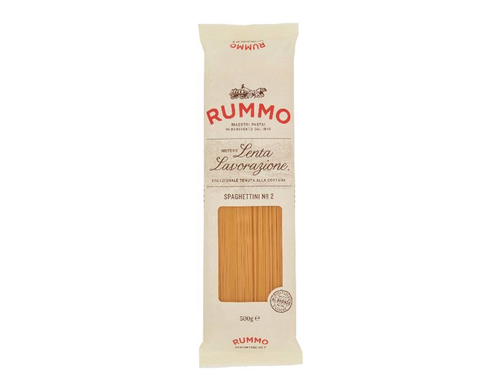 N.2 長型細圓麵 Spaghettini