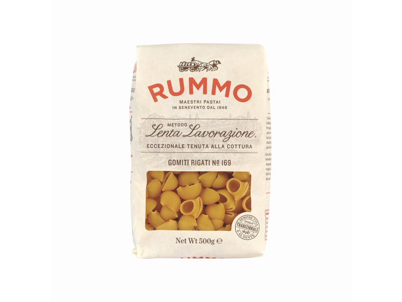 【新品優惠】N.169 蝸牛殼麵 Gomiti Rigati