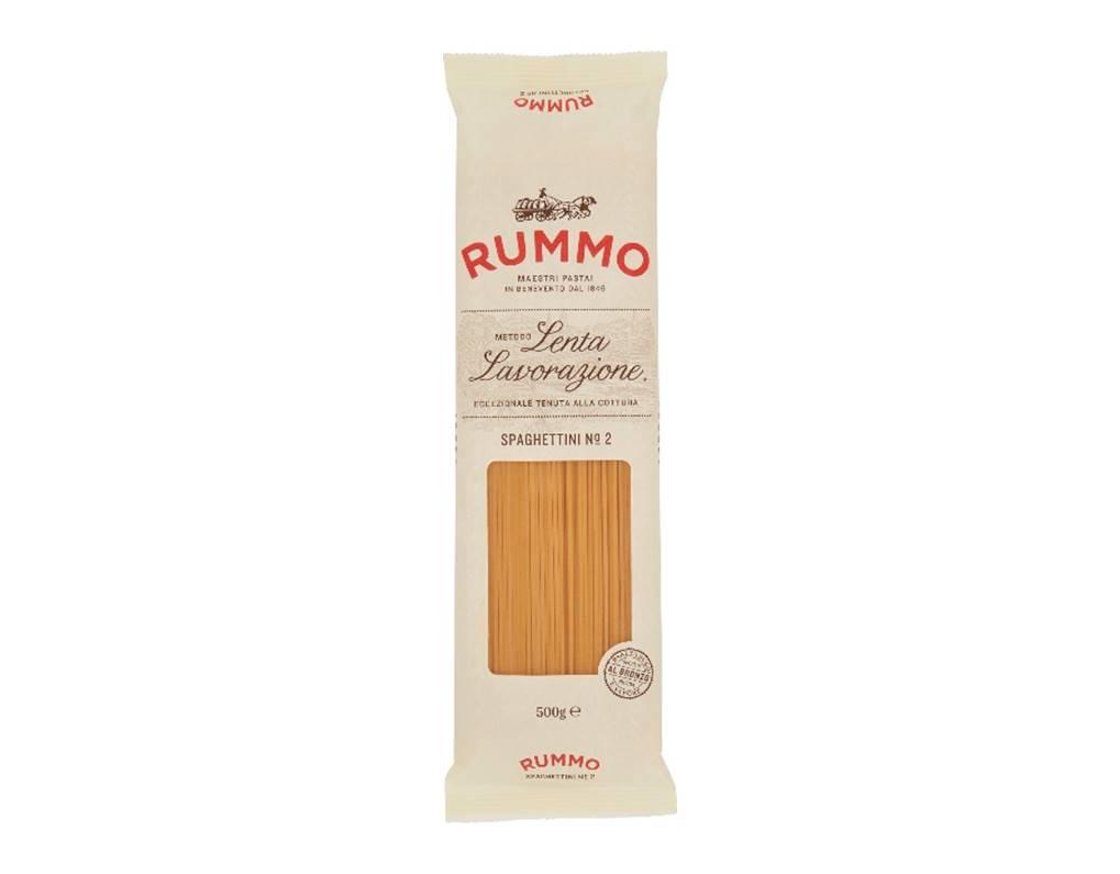 N.2長型細圓麵 Spaghettini