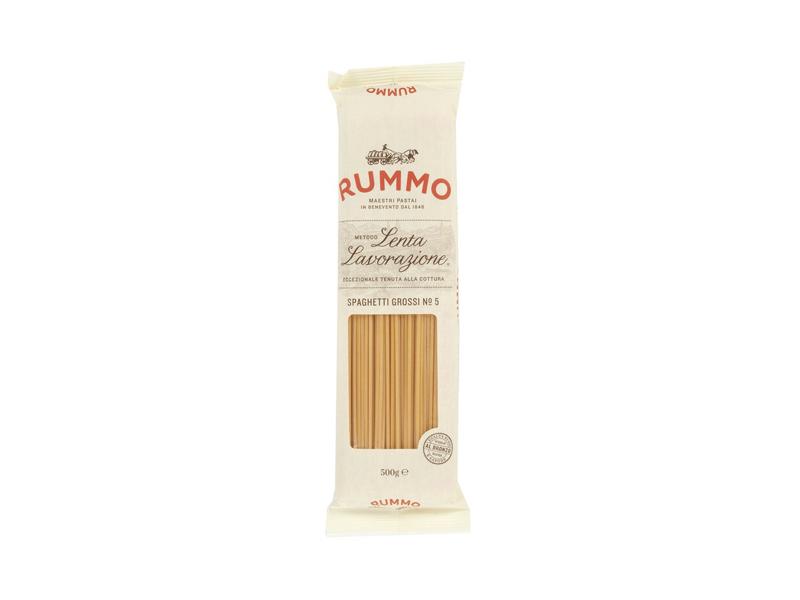 【新品優惠】N.5 長型粗圓麵 Spaghetti Grossi
