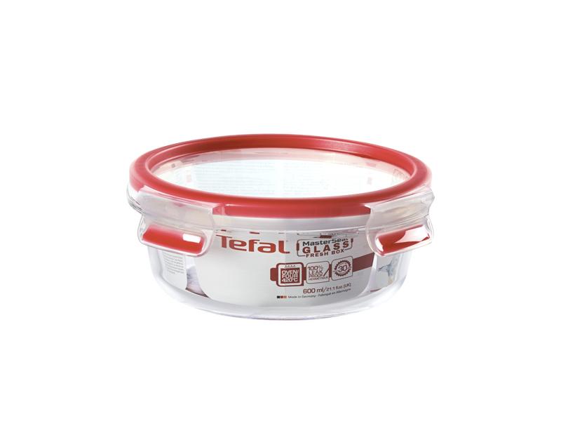 玻璃保鮮盒 0.6L(圓形)