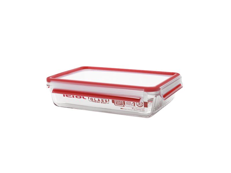 玻璃保鮮盒 2.0L