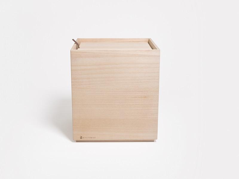 Kirihaco 野菜保存箱-L