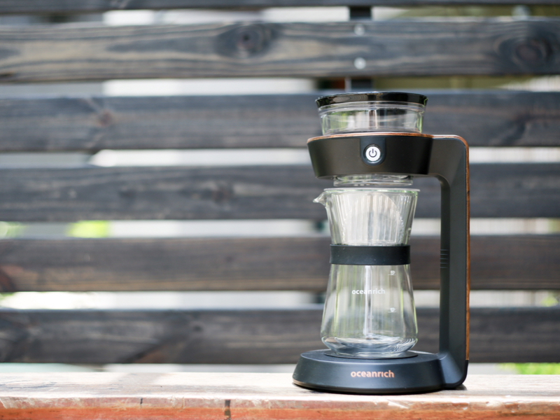 經典萃取旋轉咖啡機(贈:翻轉矽膠濾杯)