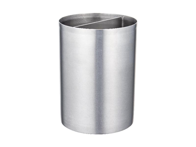 不鏽鋼可拆式兩用調理器具收納桶 15cm