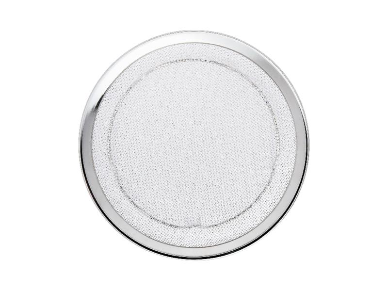 不鏽鋼圓形料理濾網 19cm