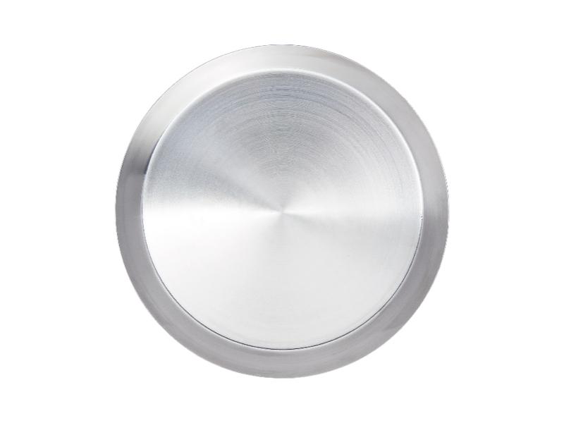 不鏽鋼圓形料理盤 19cm