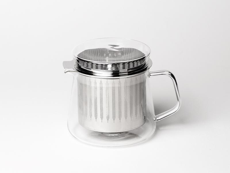 咖啡・茶兩用玻璃壺