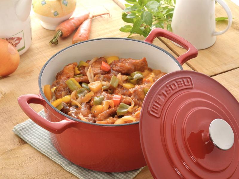 琺瑯鑄鐵湯鍋