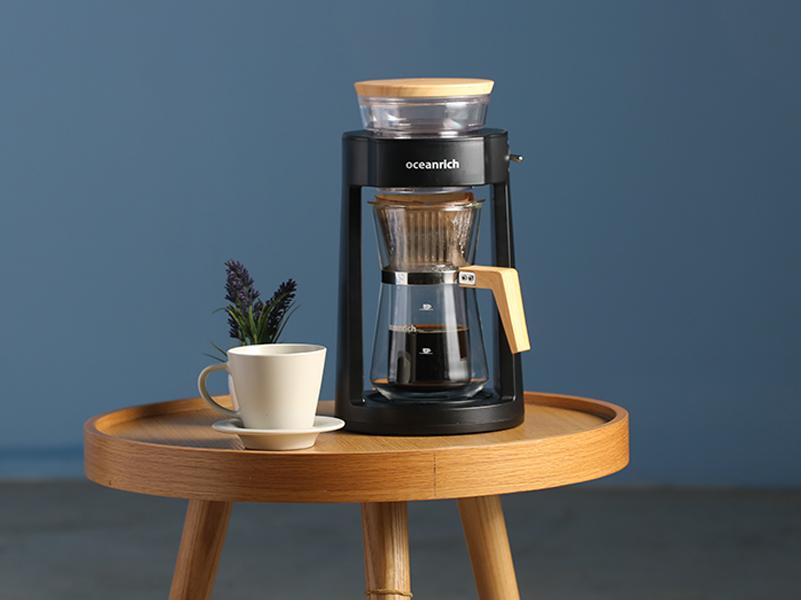 完美萃取旋轉咖啡機 黑色(贈:濾紙)