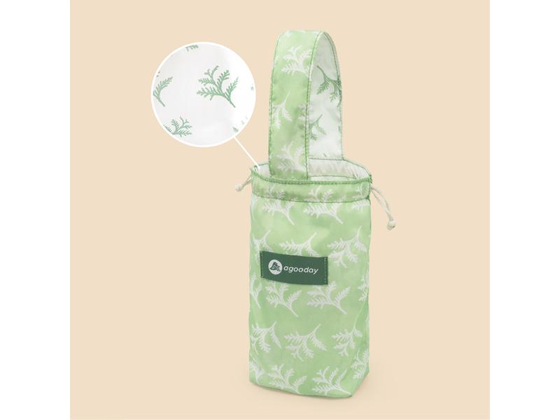 Pockeat 雙色飲料提袋 台灣好樹