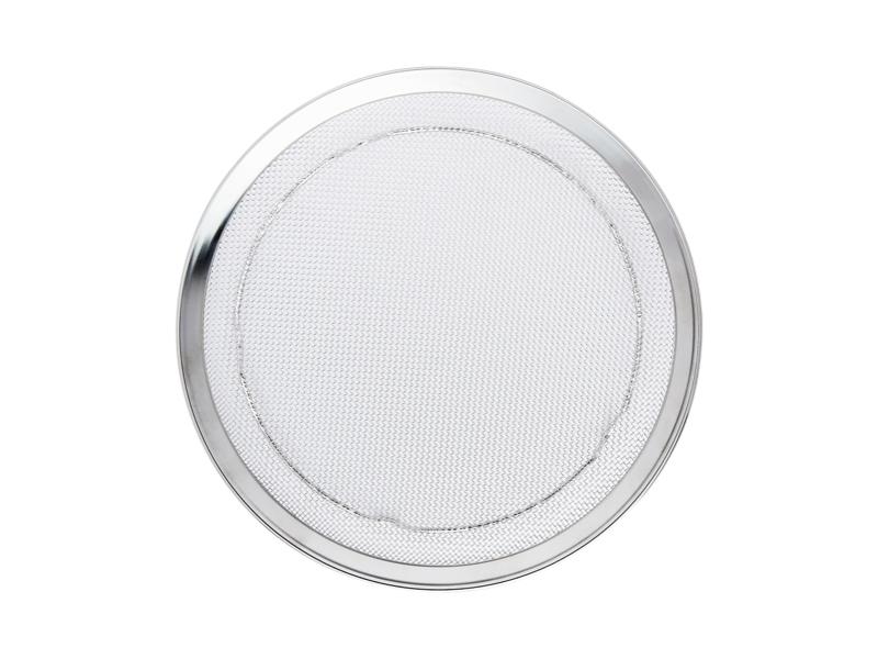 不鏽鋼圓形料理濾網 22cm