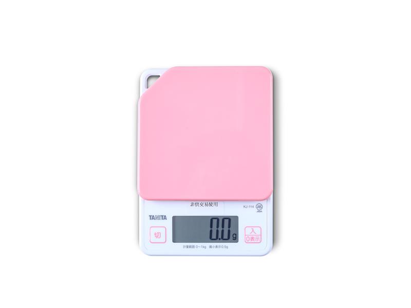 KJ114 電子料理秤(1kg)