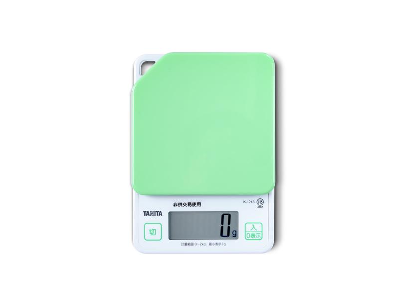 KJ213 電子料理秤(2kg)